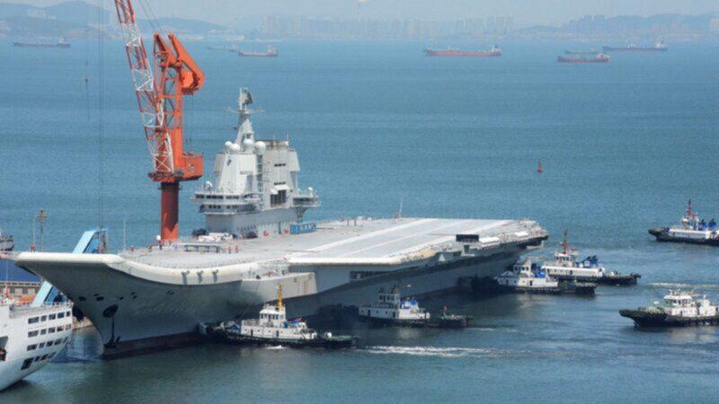 美專家:山東艦是漂浮的「紙老虎」 技術落後限制戰鬥力
