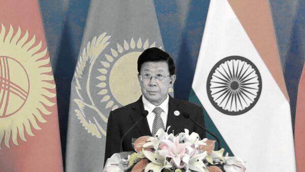 汪洋、赵克志急赴新疆 北京疑有大动作