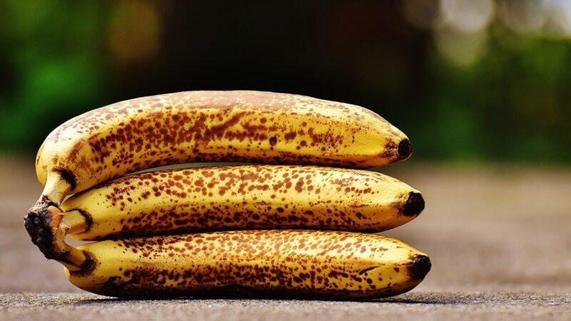 日本名医师:香蕉变黑后 营养才到最高峰