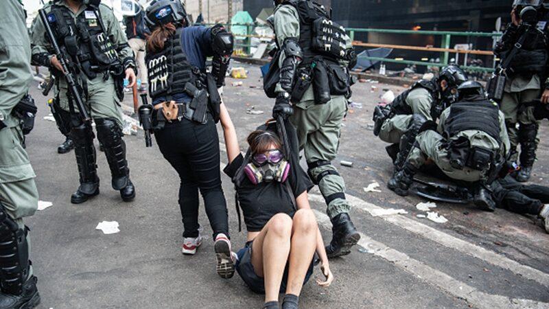 20歲「女暴徒」自白:從「港豬」到勇武