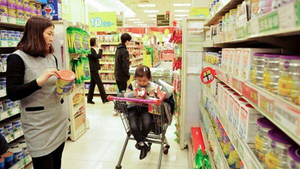 中國經濟寒冬 消費升級指數6年來首低於1%