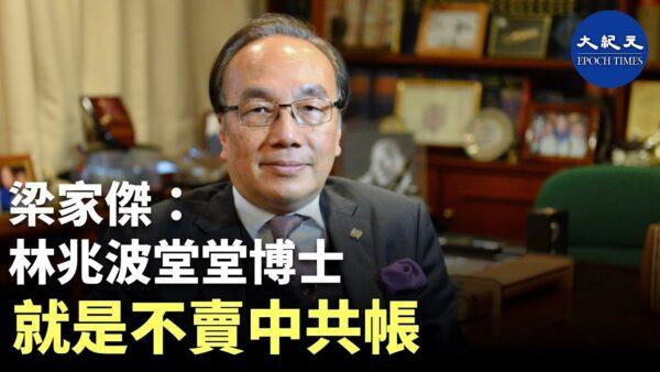 【珍言真语】梁家杰: 传林郑要推23条 必定激起反抗