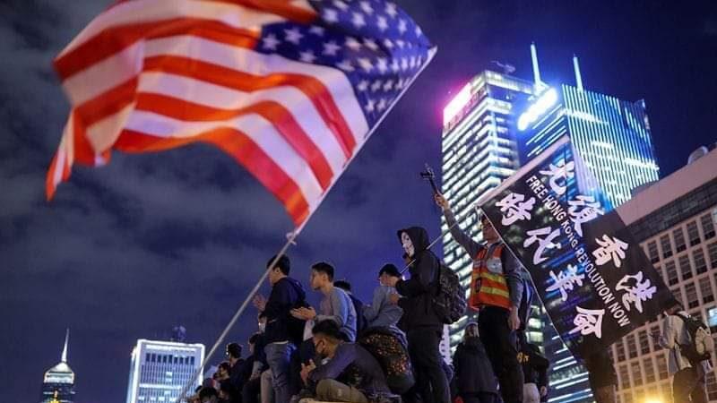 【預告】抗爭半年大遊行 紐約港人籲制裁香港暴政