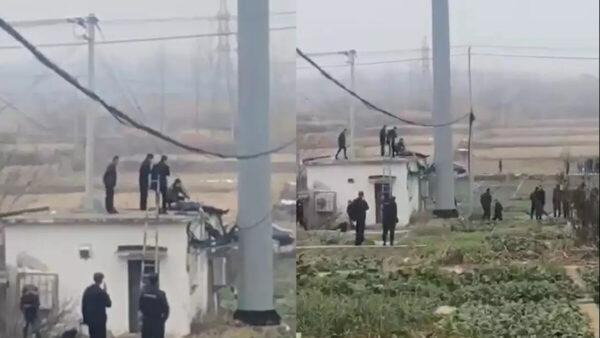 新年首日 江蘇殺官案釀3死傷(視頻)