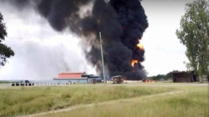 索國青年黨攻擊肯亞美基地 3美國人喪命設施遭毀