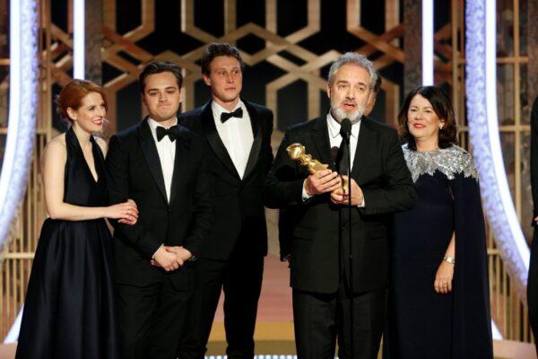77屆金球獎揭曉 戰爭電影《1917》奪最佳片