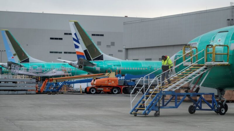 737 Max相關成本升 波音擬舉債解財務緊張