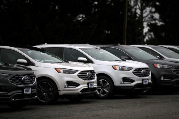 房车需求疲软 福特美国销量去年跌3.2%