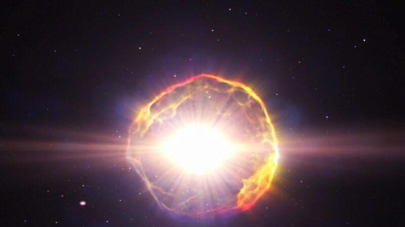 當太陽變成超新星 地球上的生命將經歷什麼?