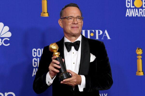 湯姆漢克斯獲頒終身成就獎 分享職場成功秘笈