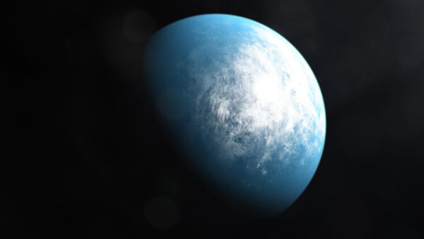 NASA行星猎人首次发现地球大小宜居系外星球