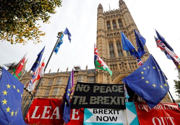 英国脱欧成本高 2020年底估达2千亿英镑