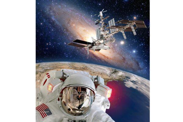 宇航員頸靜脈現血栓 人體適合太空生活嗎?