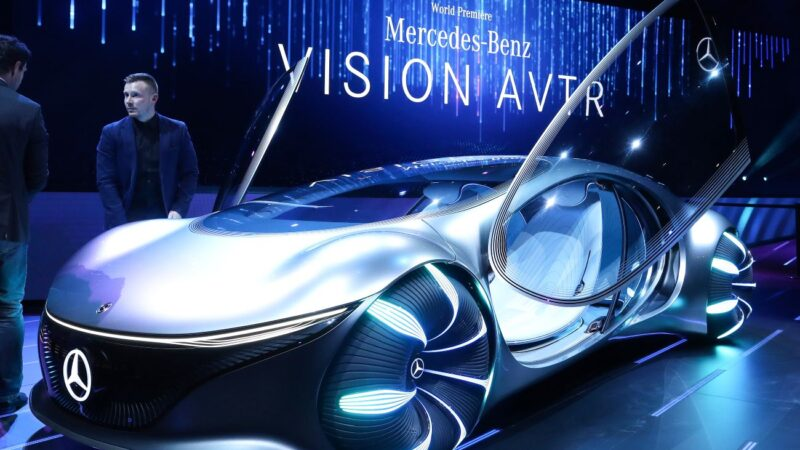代表未来潮流的11款靓车 令人惊艳