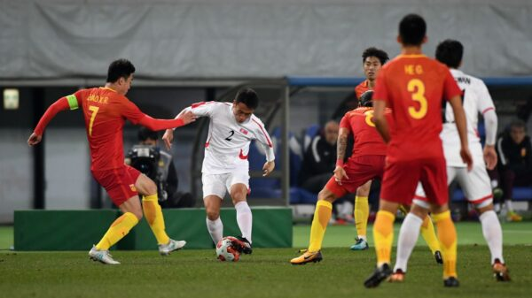 中國男足男排夢碎 三大球恐皆無緣奧運