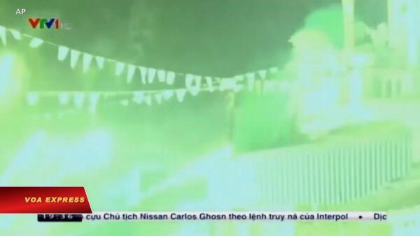 抗議土地徵收 河內爆警民衝突釀4死1傷