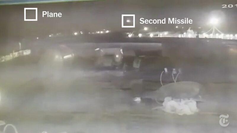 新影像曝光 乌克兰客机30秒内遭2枚飞弹攻击