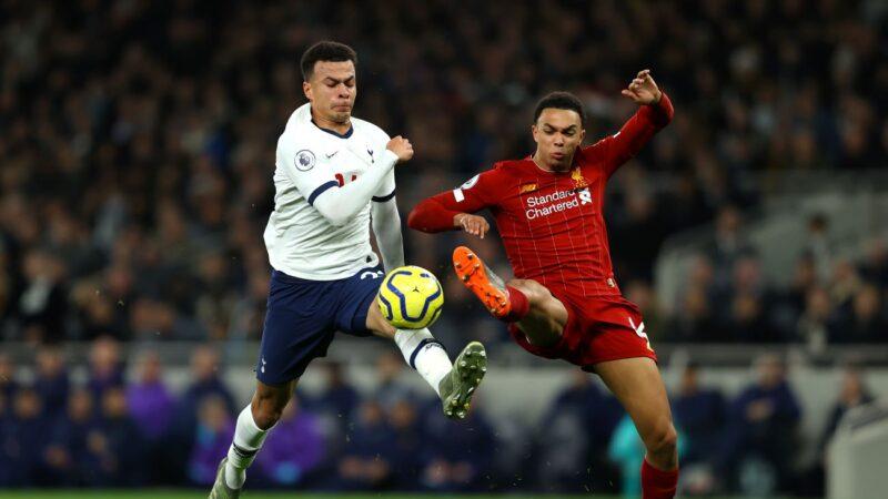 利物浦击败热刺 创欧洲五大联赛最佳开局