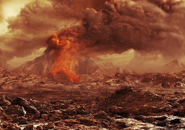 金星上或有刚喷发的活火山