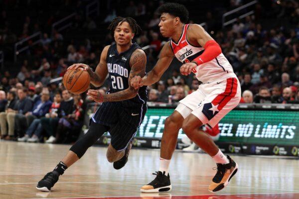 NBA富爾茲大三元 魔術1分退湖人