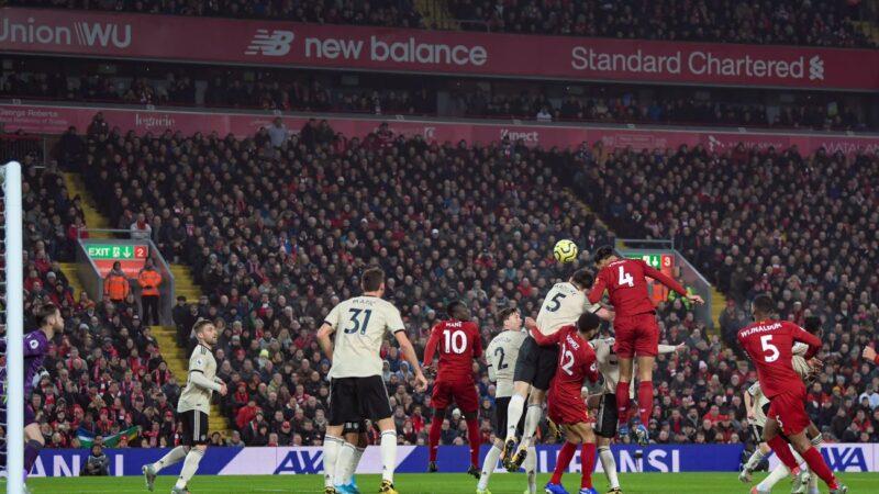 利物浦16分領跑英超 達到孤獨求敗程度