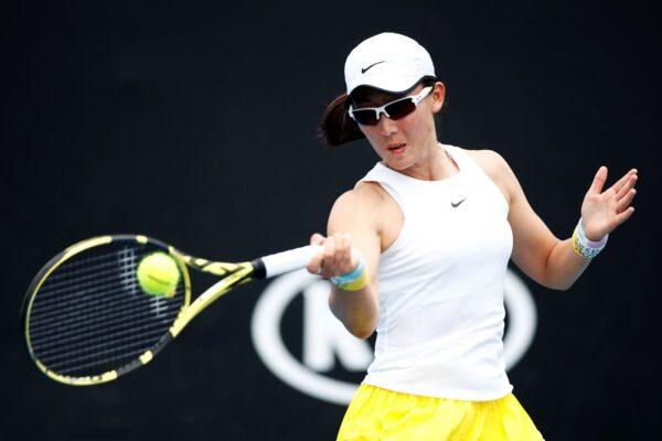 澳网揭幕战打响 郑赛赛晋级 对决卫冕冠军