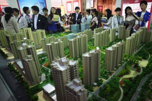 中國過去5年的房價走勢一覽