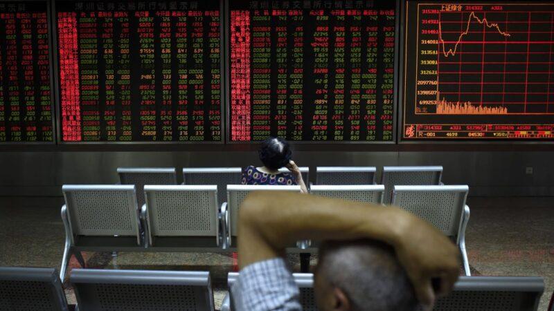 中國股市3000億解禁潮來襲