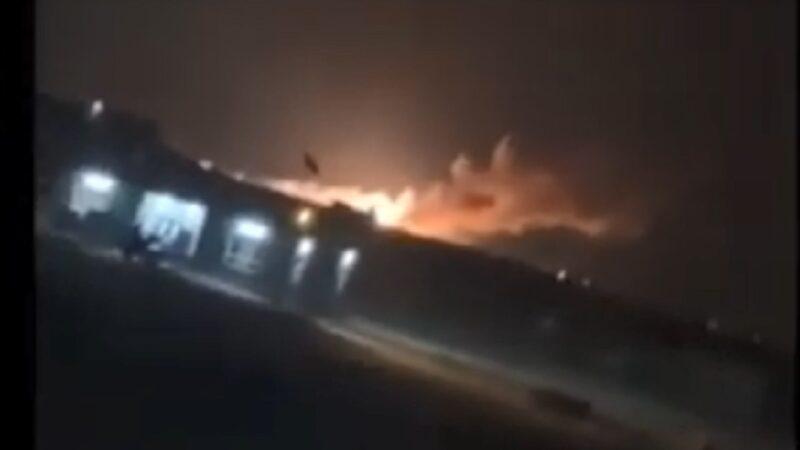伊拉克民兵营地称遇袭酿6死 美联军否认涉空袭