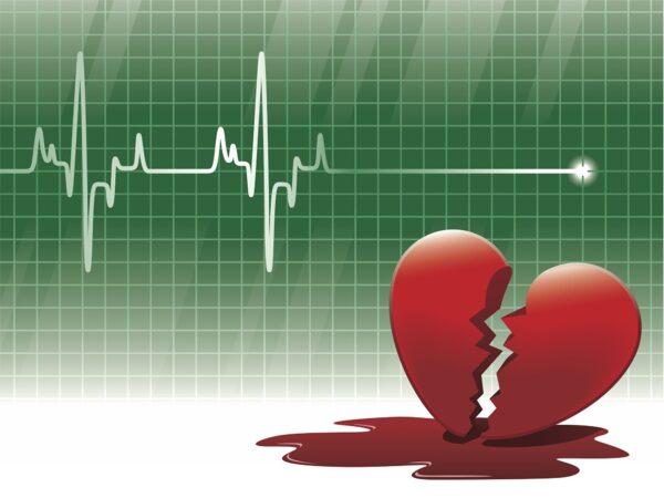 研究:心碎者更易患癌症