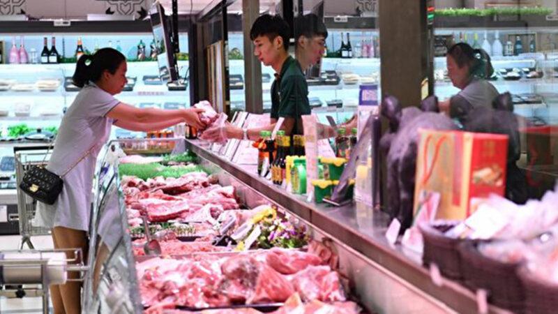 置办年货 猪肉愁坏了数以百万计中国家庭