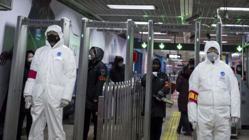 中共疑偷病毒研制生物武器 导致武汉肺炎爆发