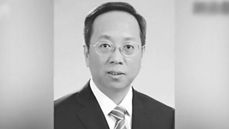 """因患""""重症肺炎"""" 湖北黄石前市长杨晓波死亡"""