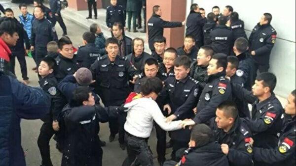 陈光诚:年关将至农民工讨薪难 官员贿赂忙