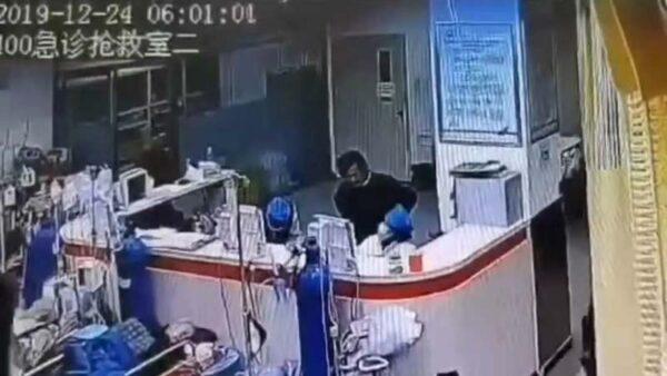 陆媒揭北京杀医案根由:医院20天拒收老人住院