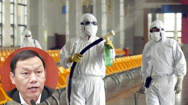 武漢肺炎敏感時刻 市委書記辭任人大主任