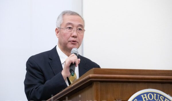 汪志遠:中共解體在即 呼籲全面收集其罪證