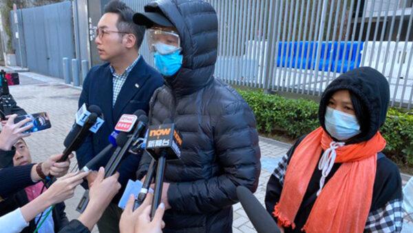 香港反送中救护组织负责人 在大陆被国安带走