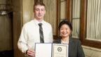 匹茲堡神韻爆滿落幕 賓州國會議員頒發褒獎
