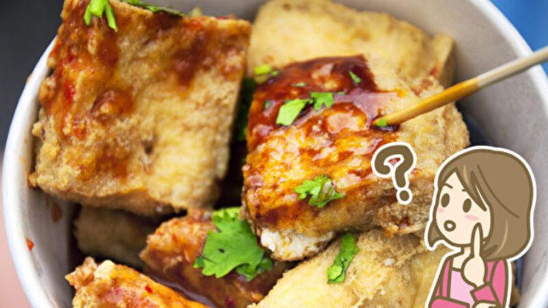 流传百年的臭豆腐 对人体有益吗?(组图)