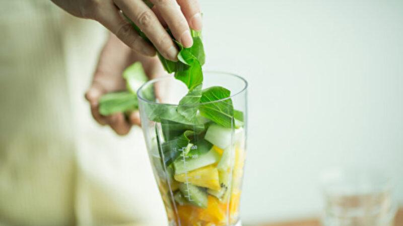 5種營養果昔 幫你做體內大掃除(組圖)