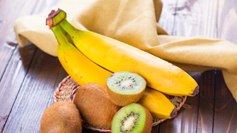 香蕉护心 奇异果防感冒 9类水果的养生功效