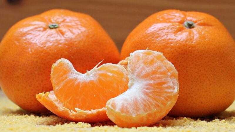 你会吃橘子吗?6部位都有药用功效(组图)