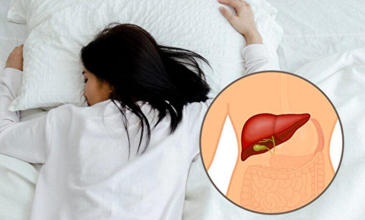 睡不好易得脂肪肝?中醫5建議消除脂肪肝(組圖)
