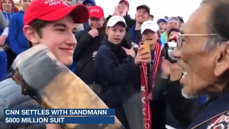 美国高中学生状告CNN主流媒体诽谤案结案