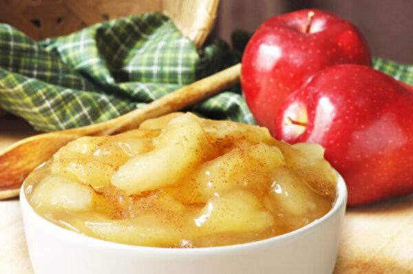 你吃過嗎?蘋果熟吃養生有奇效(組圖)