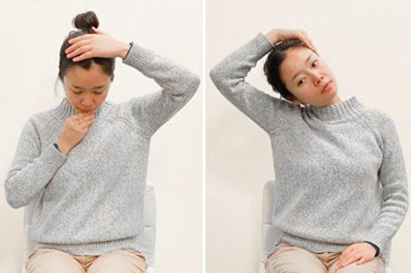 頸椎不好百病生!常做2個動作 遠離頸椎病(組圖)