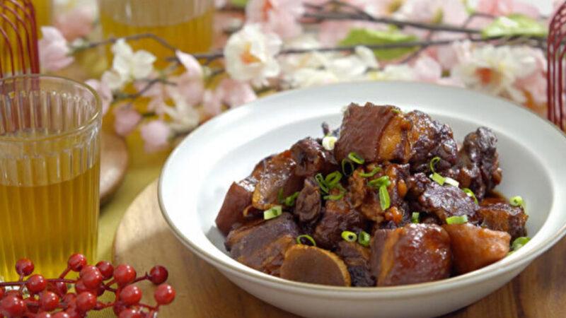经典年菜料理 (1) ~软嫩多汁的红烧肉(视频)