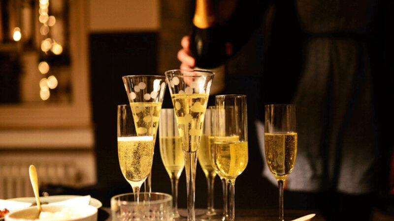 歡度新年,飲酒要節制!(組圖)