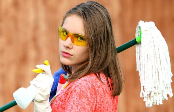 清潔工:武漢肺炎 我有抵禦的祕方